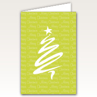 Green Christmas Cards High Quality