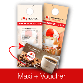 Same Day Maxi Voucher Quality Printing