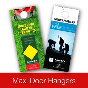 Maxi Door Hangers