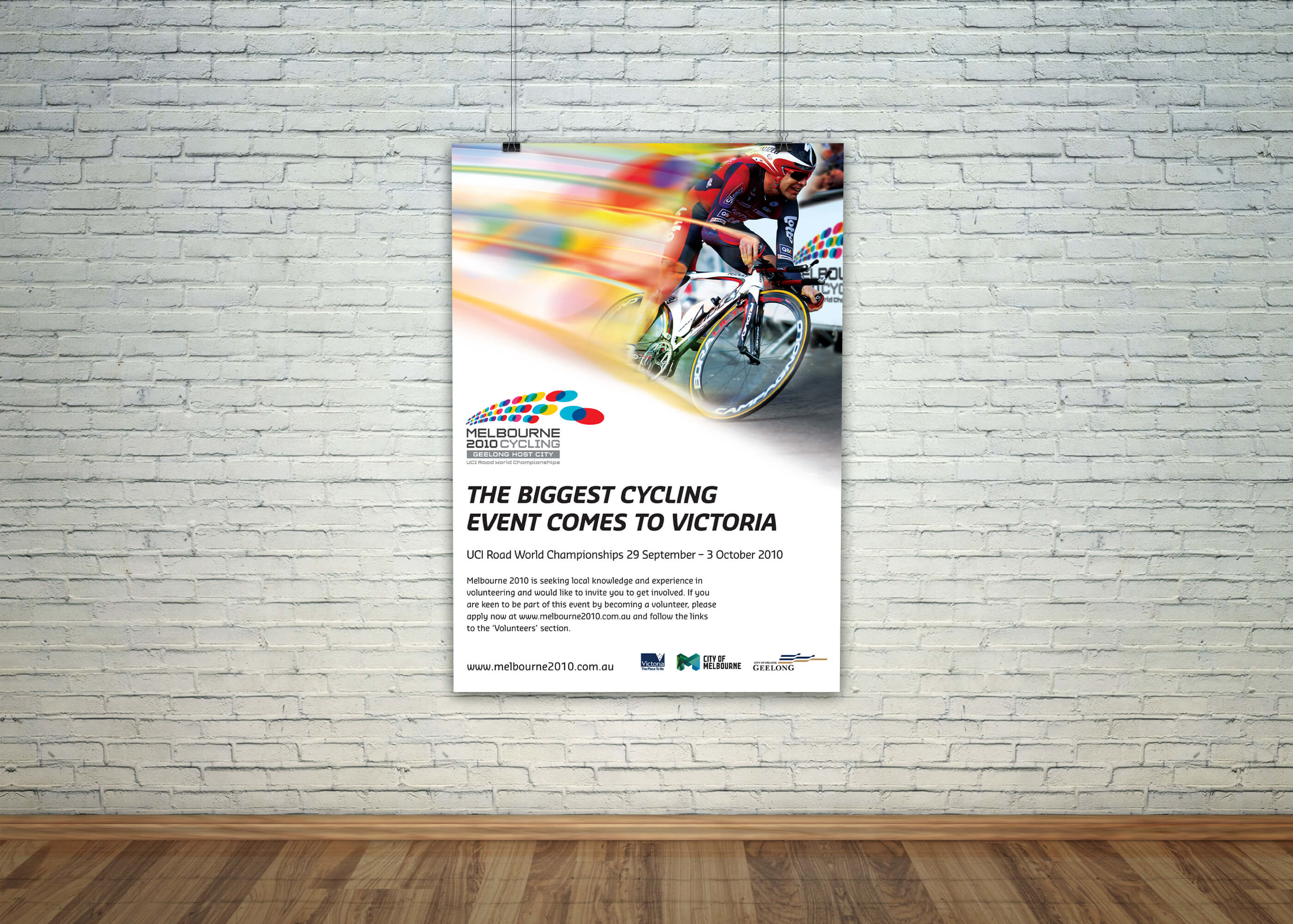 Melbourne cycling poster 5 melbourne cycling poster 5 stopboris Gallery