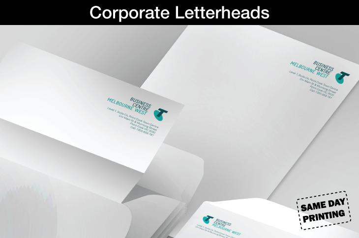 Corporate Letterheads