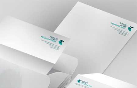 Express Full Colour Letterhead