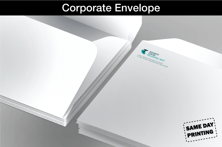 Corporate Envelope