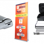 Luxury Double-Sided Pull Up Banners
