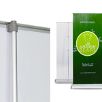 Luxury Single-Sided Pull Up Banners