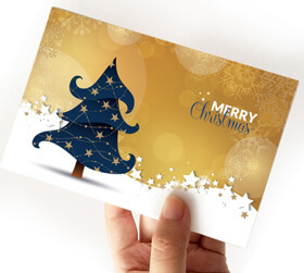 Eye Catching Same Day Christmas Cards