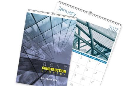 Eye Catching Wall Calendar