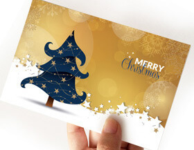 Personalized Eye Catching Designed Cards