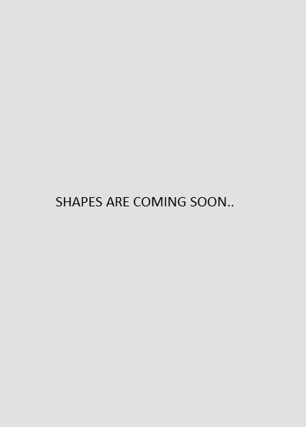 Shapes Coming Soon