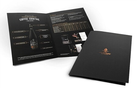 Next Day Foil Brochure Printing Melbourne