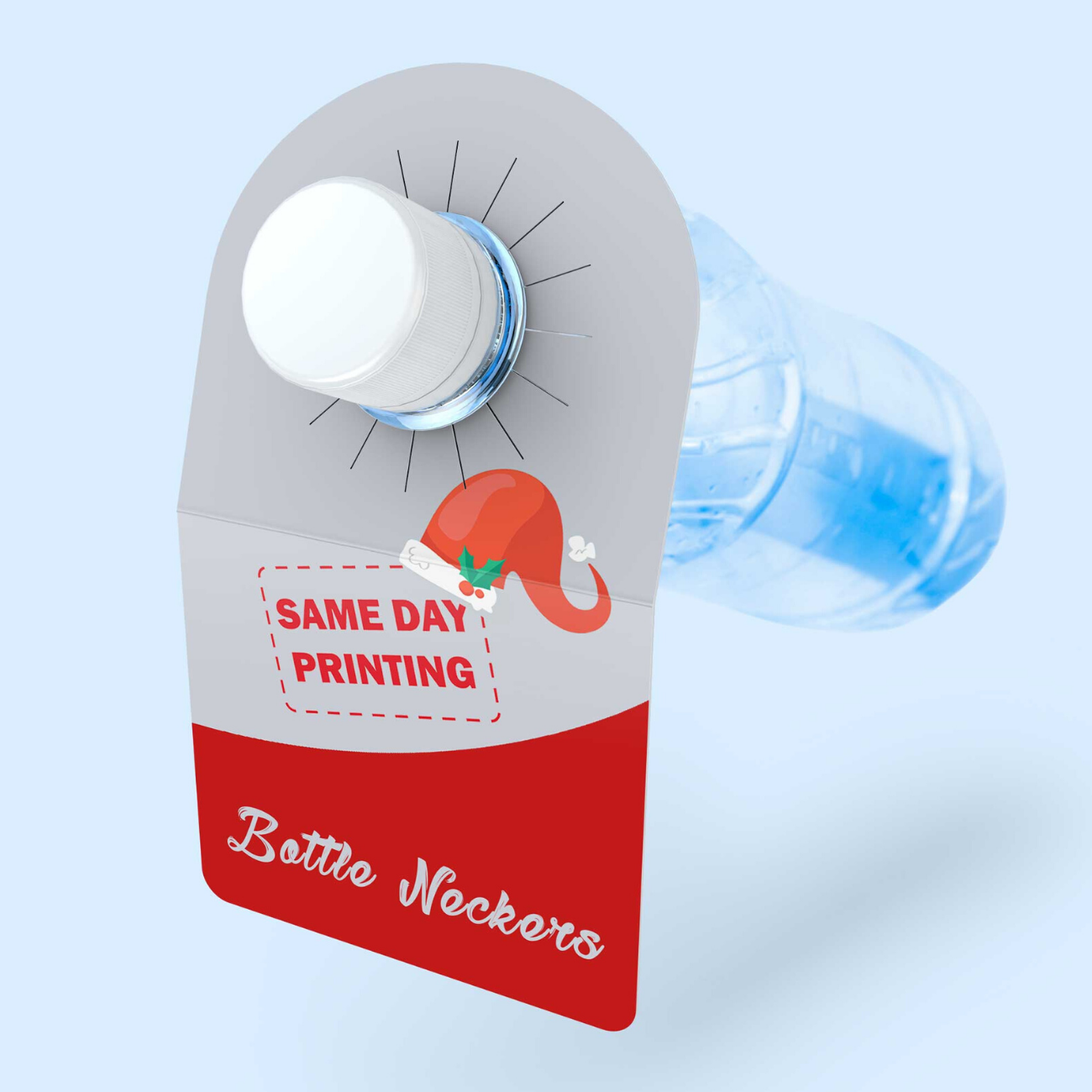 12 Days of Christmas Marketing tips and ideas with bottle neckers