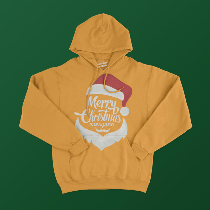 12 Days of Christmas Marketing tips and ideas with custom Sweaters