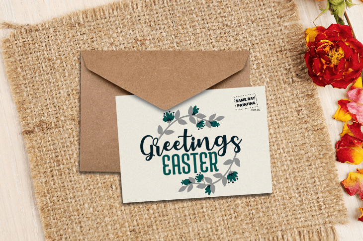 Easter 2020 Greeting Cards Same Day Printing