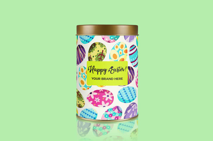 Perfect Labels for Easter egg jar - Same Day Printing
