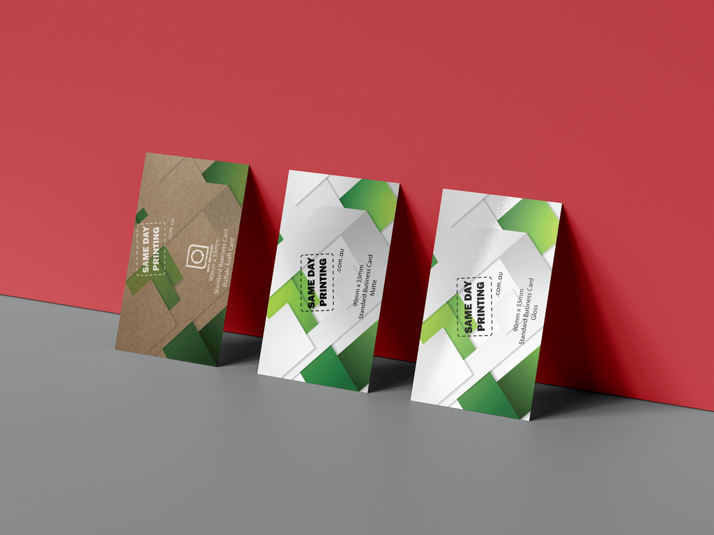 Business Cards - Standard Size