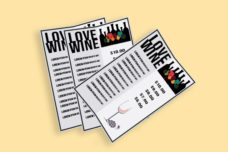 Marketing Ideas for Wineries and Breweries - Same Day Printing