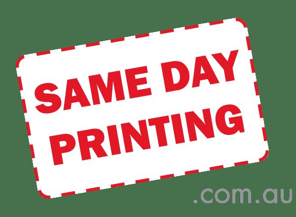 Same Day Printing