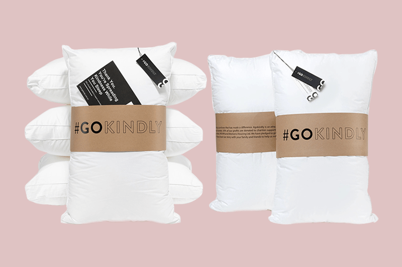 GoKindly Pillows - Product Sleeves or Belly Bands Kraft