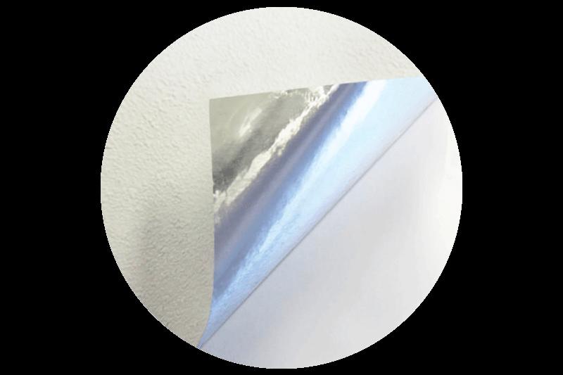 ALUTEX AT13 Heavy Textured Conformable Aluminum Foil v2