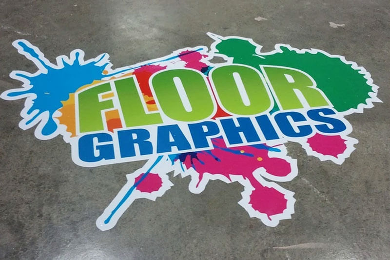 ImageJet - Floor Grip - Floor Graphic Designs