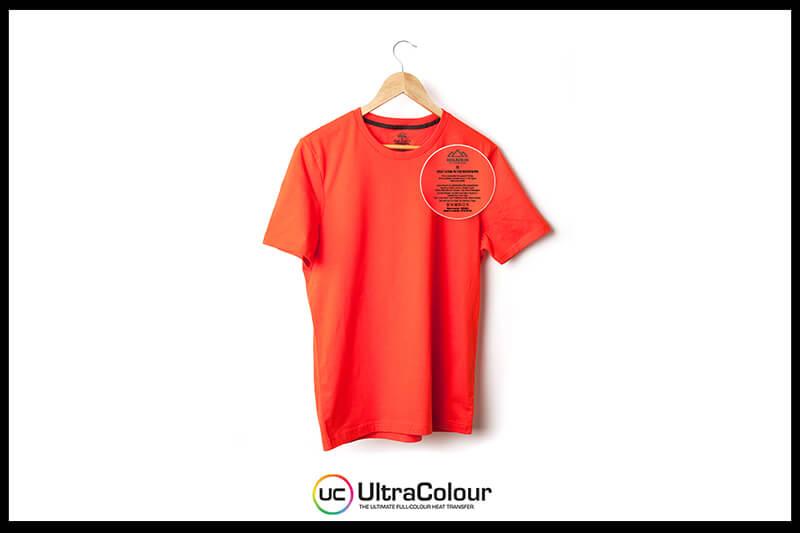 Tshirts Red- Same Day Printing x Vicon Transfers 6