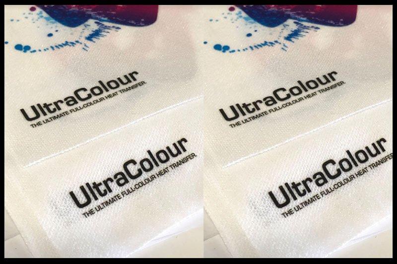 Ultra Colour - Same Day Printing x Vicon heat transfer