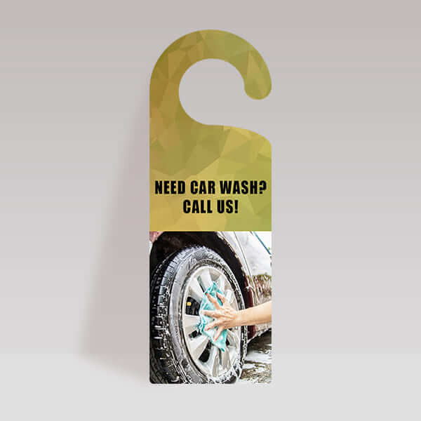 Door hanger and Car hanger Printing- 2021 Same Day Printing v3