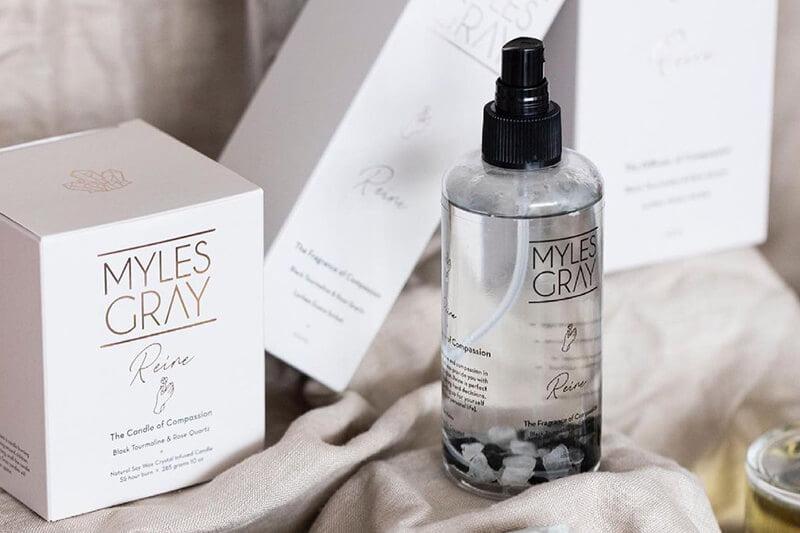 Myles_Gray_Clear_Vinyl_Product_Labels Samedayprinting