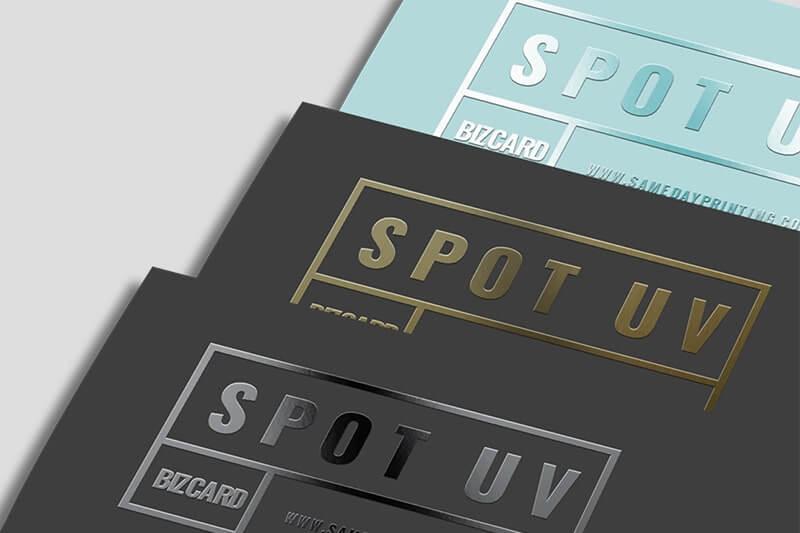 Spot UV Business Cards Printing - Same Day v2-min