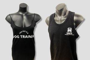 Tank-Top-Dog-Training-and-chrispys-camping-samedayprinting