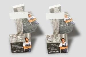 Shelf Talker or Wobblers Printing - SDP 1